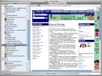 vienna rss reader for os x