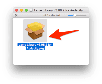 "How to ""Save As MP3"" in Audacity"