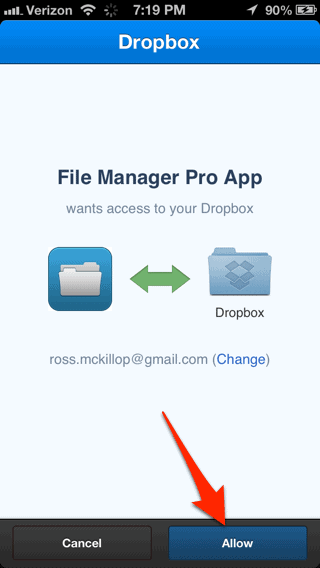 How to Securely Store Files on Your iPhone or iPad