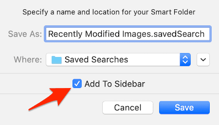 a Save dialogue box in macOS