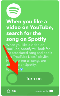 How to Create a Spotify Playlist From Your YouTube Likes