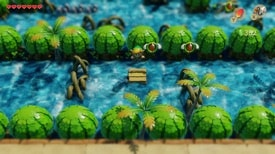 The Legend of Zelda: Link's Awakening fondo de pantalla de escritorio # 3