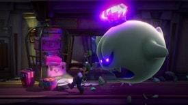 Fondo de escritorio de Luigi's Mansion 3 # 1