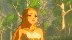 Fondo de escritorio de The Legend of Zelda Breath of the Wild # 3
