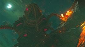 The Legend of Zelda Breath of the Wild desktop wallpaper #4