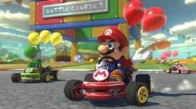 Mario Kart Deluxe 8 desktop wallpaper #3