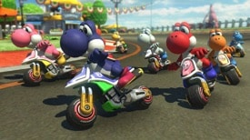 Fondo de escritorio de Mario Kart Deluxe 8 # 4