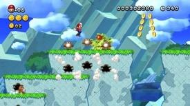 Fondo de escritorio de Super Mario Brothers U Deluxe # 1