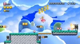 Super Mario Brothers U Deluxe desktop wallpaper #3