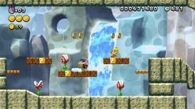 Super Mario Brothers U Deluxe desktop wallpaper #4