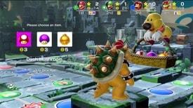 Fondo de escritorio de Super Mario Party # 2