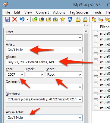 How to Tag FLAC Files in Windows
