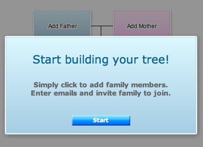 How to create an online family tree - Simple Help