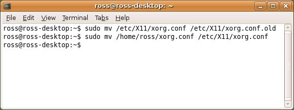 ubuntu terminal