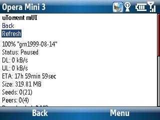 utorrent mobile