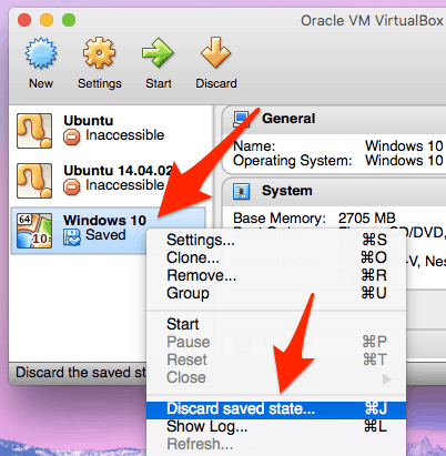 """How to Fix the """"Failed to Open a Session"""" Error in VirtualBox"""