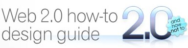 web 2.0 design and style guide