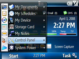 SmartToolKit start panel