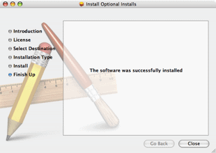installing X11 in OSX