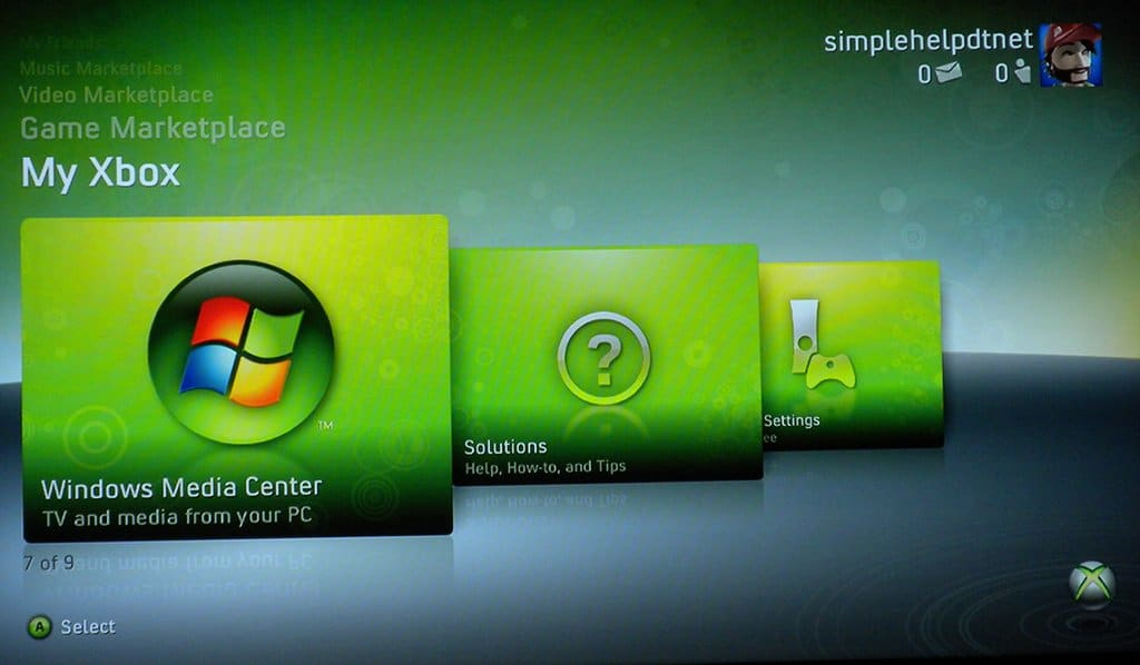 How to stream video from your Windows 7 PC to your XBox 360