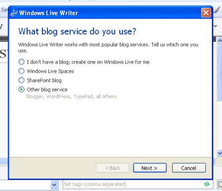 how to use windows live