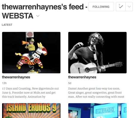 How to Create an RSS Feed from Instagram