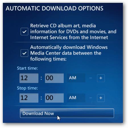 How to Get Netflix & Internet TV Back in Windows 7 Media Center if