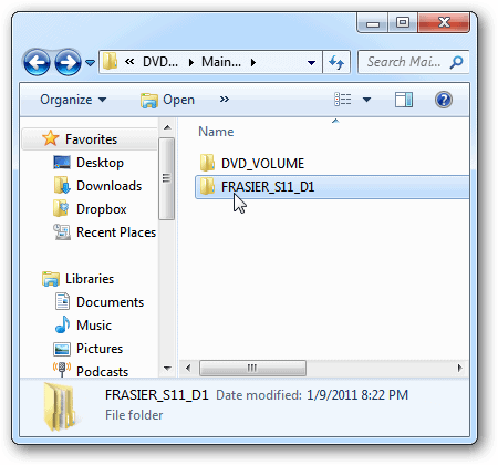 How To Rip and Convert Your DVD Collection to ISOs in Windows 7 ...