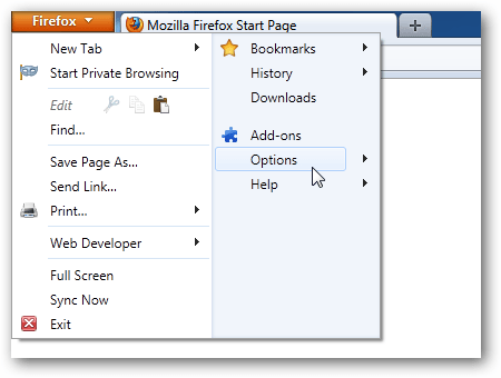 how to setup and use sync in firefox 4 beta with an ipod