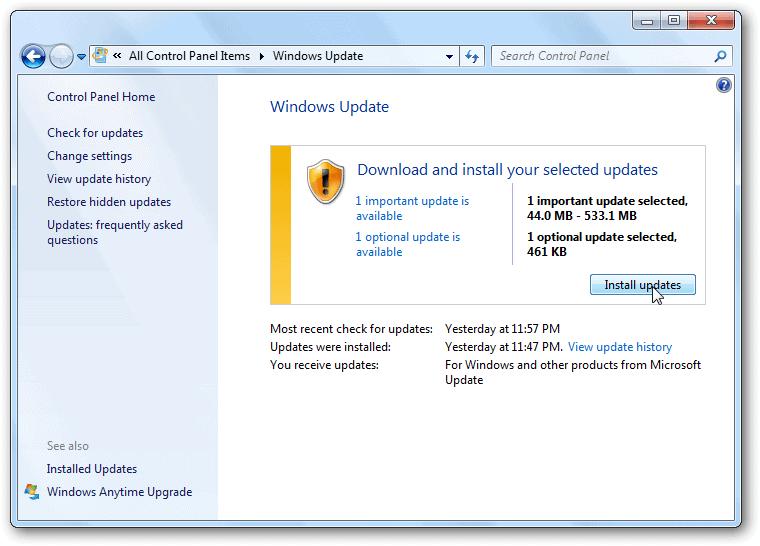 download microsoft windows 7 service pack 1