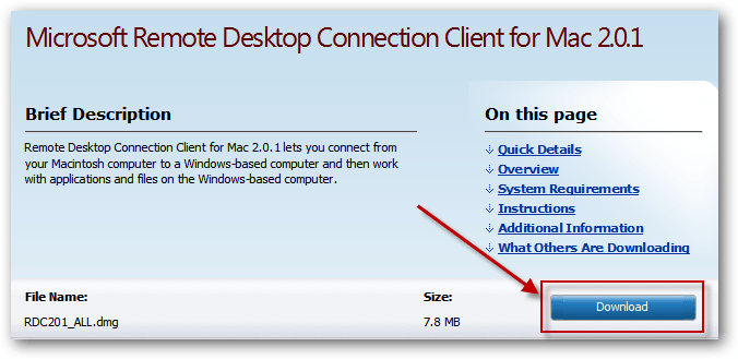 How To Remote Desktop From a Mac to a Windows Computer